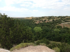 Inspiration Point - Roman Nose State Park